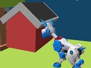 Играть Robot Dog Simulator