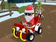 Игра Santa's Rush: The Grinch Chase