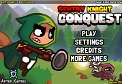Игра Sentry Knight: Conquest