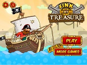 Игра Sink My Treasure