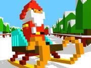 Играть Sliding Santa Clause