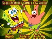 Играть SpongeBob New Action 3