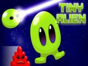Играть Tiny Alien