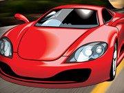Игра Traffic Car Racing