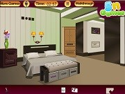 Играть Trapped Bedroom Escape
