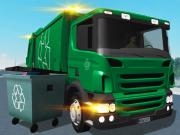 Играть Trash Truck Simulator