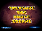 Treasure Box House Escape