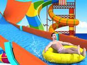 Игра Water Slide 3D