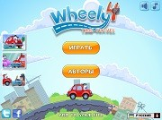 Играть Wheely 4: Time Travel