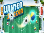 Играть Winter Soccer