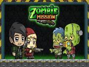 Играть Zombie Mission