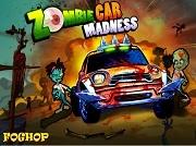 Игра Zombie Car Madness