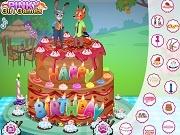 Игра Zootopia Birthday Cake