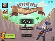 Игра Adventures in Weirdland