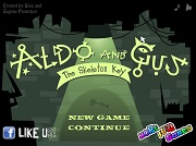 Игра Aldo and Gus: The Skeleton Key