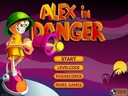 Игра Alex In Danger