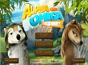 Игра Alpha And Omega Fast & Furry