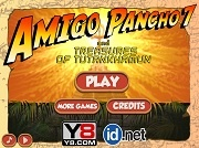 Игра Amigo Pancho 7 and Treasures of Tutankhamun