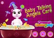 Baby Talking Angela Care