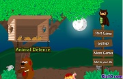 Игра Animal Defense