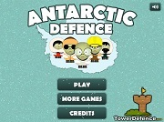 Игра Antarctic Defence