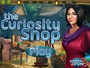 Игра The Curiosity Shop