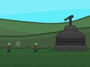 Игра Anti Zombie Bunker