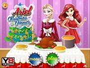 Игра Ariel Christmas Dinner