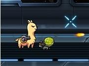 Игра Heavy Armor Alpaca