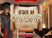 Игра Attack on Caesar