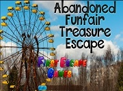 Abandoned Funfair Treasure Escape