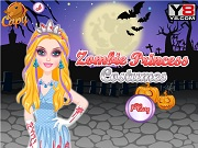 Barbies Zombie Princess Costumes