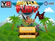 Игра Battle Fury