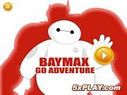 Играть Baymax Go Adventure