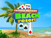 Игра Patience Solitaire - Beach Resort