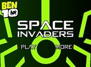 Игра Ben 10 Space Invaders