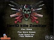 Играть Ben 10 Kills Zombies