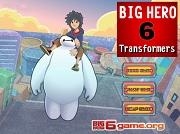 Big Hero 6 - Transformers