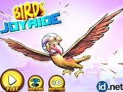 Игра Birds Joyride