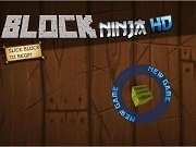 Играть Block Ninja