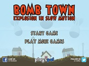Bomb Town - Explosion in Slow Motion