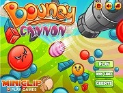 Играть Bouncy Cannon