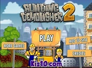 Игра Building Demolisher 2