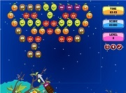 Игра Bubble Shooter Fruits