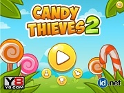 Играть Candy Thieves 2