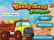 Играть Candy Land Transports
