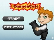 Играть Cannon Cafe