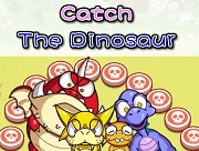 Играть Catch the Dinosaur