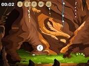 Игра Canadian Cave Stone Escape
