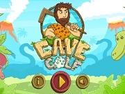 Игра Cave Golf